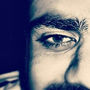 Portraits Art - #eyes #eyebrows #portrait #portraits by Hassaan Shahid