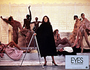 Lobbycard Photo Framed Prints - Eyes Of Laura Mars, Faye Dunaway, 1978 Framed Print by Everett