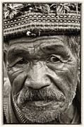 Aging Photos - Eyes of Soul by Skip Nall