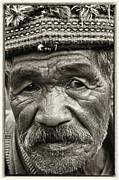 Eyes Of Soul Print by Skip Nall