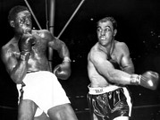 Rocky Marciano Prints - Ezzard Charles, Heavyweight Champion Print by Everett