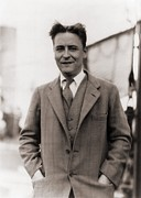F. Scott Fitzgerald, 1896-1940 In 1928 Print by Everett