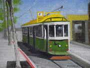 Tram Originals - F Tram Special by Robert Rohrich