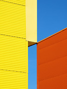 Minimalism Photo Originals - Facets 1 by Dragan Gyorfi