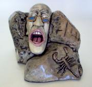 Washington D.c. Sculpture Originals - Facing our fears  by C W Hooper