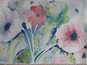 Audrey Bunchkowski - Faded Poppies