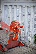Barkerville Photos - Fading Childhood by Wayne Stadler