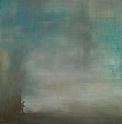 Fading Paintings - Fading into silence by Chrys Roboras