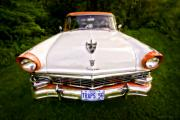 Antique Automobiles Photos - Fairlane by Jerry Golab