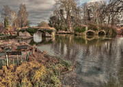 Warwick Prints - Fairy Bridge Print by Darren Wilkes