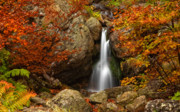 Central Balkan Photos - Fairy Fall by Evgeni Dinev
