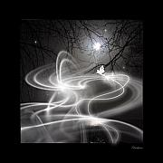 Fairies Art - Fairy Fog by Maggie  Smith