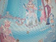 Ballroom Paintings - Fairy Godmother convention by Judith Desrosiers