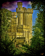 Battlement Posters - Fairy Tales Can Come True Poster by Chris Lord
