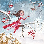 Caroline Bonne-Muller - Fairy with Berries