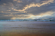 Autumn Landscape Fine Art Print Prints - Fairytale Oregon Beach Print by Andrea Hazel Ihlefeld