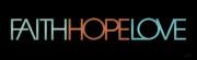 Faith-hope-love 2 Print by Shevon Johnson