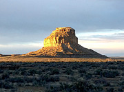 Feva  Fotos - Fajada Butte at Dawn