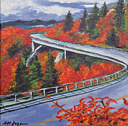 Nancy Hilliard Joyce - Fall - Blue Ridge Parkway