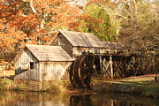 Brian Inscore - Fall at Mabry Mill