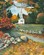 Lynn Babineau - Fall at Martha-Mary...