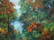 Elaine Bailey - Fall Beginning in the...