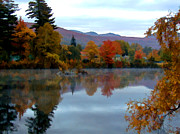 Nh Photos - Fall Colors by Dan McManus