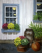 Margie Perry - Fall in Carversville