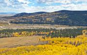 Pastel Photo Originals - Fall In Colorado by James Steele