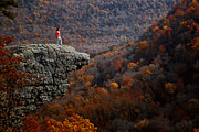 Jeka World Photography Posters - Fall in the Ozarks  Poster by Jeka World Photography