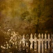 Fall Landscape Digital Art - Fall by Jeff Burgess