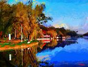 Vincent DiNovici - Fall on the Lake TNM
