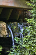 Chuck Kuhn Photography Prints - Falling Water III Print by Chuck Kuhn