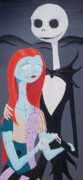 Nightmare Painting Framed Prints - Fallow your heart Framed Print by Drew Spence