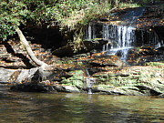 Kathy de Cano - Falls at Deep Creek