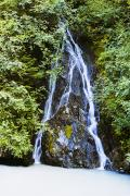 British Columbia Prints - Falls Close To Highway 37a, Northern Print by Yves Marcoux