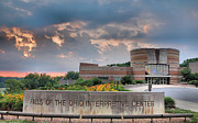 Interpretive Metal Prints - Falls Of The Ohio Interpretive Center I Metal Print by Steven Ainsworth