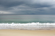 Calming The Storm Prints - False Bay South Africa Print by Neil Overy