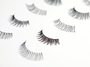 False Eyelashes Posters - False Eyelashes Poster by Tek Image