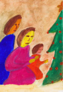 Father Christmas Originals - Family Praise by Matthew Doronila