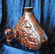 Colors Ceramics - Family Urn by John Johnson
