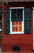 Window Signs Art - Famous New Orleans PO BOYS Red Neon Window Sign  by Shawn OBrien