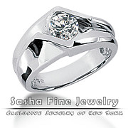 Sasha Fine Jewelry - Fancy Diamond Ring