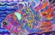 Anne-Elizabeth Whiteway - Fancy Fish on a Monday