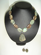 Architecture Jewelry Originals - Fancy Jasper by Kenalea Johnson