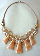 Peach Jewelry Originals - Fandango by Marta Eagle