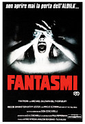 1970s Poster Art Photos - Fantasam, Aka Fantasmi, Italian Poster by Everett