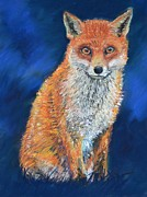 British Pastels - Fantastic Mr Fox by Mike Paget