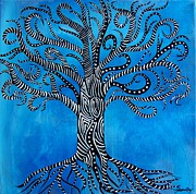 Jean Fry - Fantastical Tree of Life