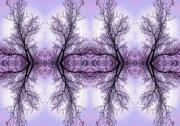Pastel Photo Originals - Fantasy In Purple by James Steele